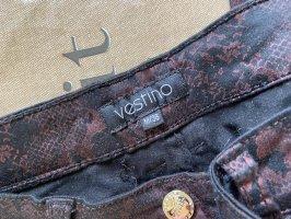 Vestino Low Rise Jeans brown-lilac
