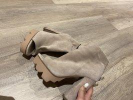 Vic matié Stiefelette Boots High heels Plateau