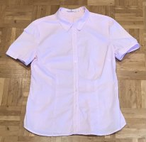 Tommy Hilfiger Checked Blouse white-light pink