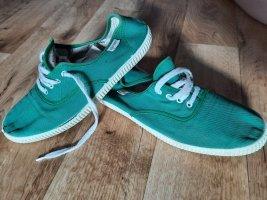 Victoria Zapatos de marinero verde