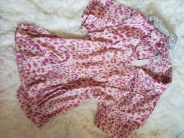 Victoria's Secret Pyjama natural white-raspberry-red