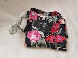 Victoria's Secret Satin Pyjamas Set  Kurz Hose Nachtwäsche S