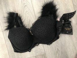 Pink Victoria's Secret Brassier negro