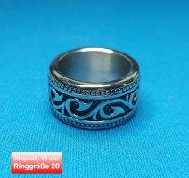 Viking Ring aus Chirurgenstahl