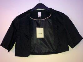 VILA Blazer/Bolero in schwarz