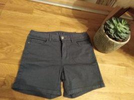 Vila Gr. 38, Shorts, Hotpants, kurze Jeans, Sommerhose, taubenblau, blau, Strechjeans, wie neu
