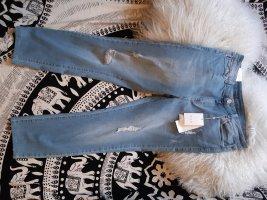 VILA High-Waist Jeans