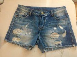 Vila Shorts azure-slate-gray