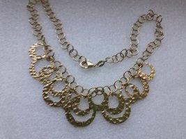 Vinani Collar estilo collier color oro