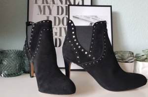 Vince Camuto Booties black-light grey suede
