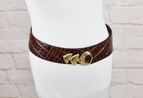 Vintage Cintura fianchi multicolore Pelle