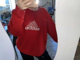 Adidas Sweatshirt rouge