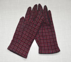 Gant à doigts multicolore coton