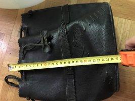 Handarbeit Torebka typu worek czarny