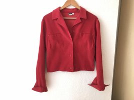Vintage Bluse Jacke crop