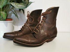 Vintage Boots Bootsmakers Vidal since 1884 Cowboyboots Cowboy Stiefel Größe 40