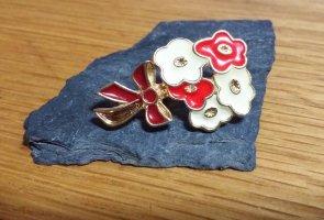 Vintage Brosche Blumenstrauß