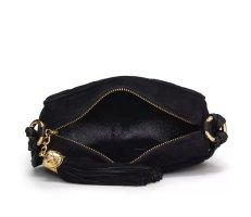 Vintage Chanel CC Camera Bag schwarz
