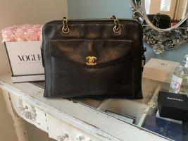 Vintage Chanel Leder Tasche