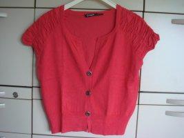 Cosima Fine Knit Jumper red viscose