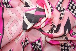 Emilio Pucci Zijden doek veelkleurig Zijde