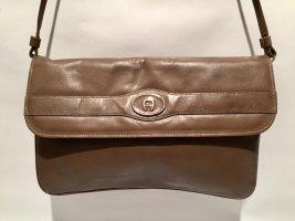 Vintage Etienne AIGNER Handtasche aus Leder