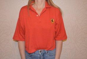 Vintage Ferrari Shirt Oversized