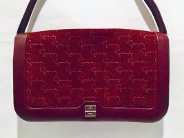 Vintage Givenchy Handtasche Monogramm Leder