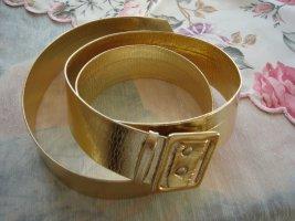 Vintage Bril limoen geel