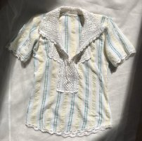 Vintage handmade bluse