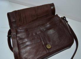 Vintage Handtasche Braun geräumig 80er
