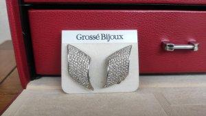 Henkel & Grossé Oorclips zilver