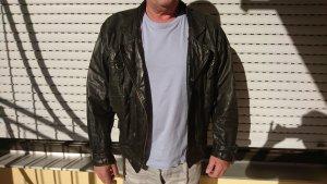 Basler Leather Jacket black