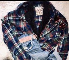 Sublevel Lumberjack Shirt multicolored
