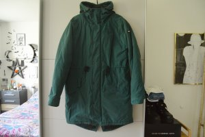 Bench Long Jacket dark green