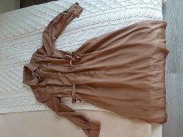 Vintage Midi Dress multicolored silk