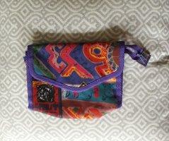 Vintage Neceser de belleza multicolor