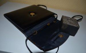 Vintage Lack Tasche Clutch