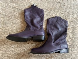 C&A Western Boots lilac