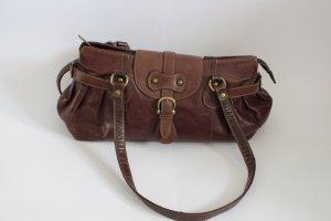 Vintage Leder-Tasche
