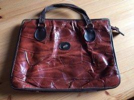 VINTAGE Ledertasche Business Aktentasche