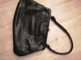 Vintage Ledertasche Handtasche Tasche