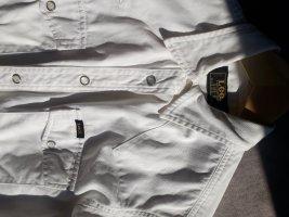 Lee Chemise en jean blanc