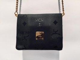 Vintage MCM Abendtasche Monogramm mit Kettenhenkel
