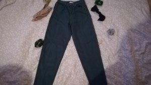 Vintage Mom Jeans grün