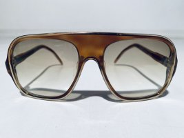 Nina ricci Aviator Glasses gold-colored-bronze-colored acetate