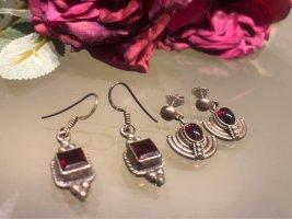 Vintage Ohrringe , 925 Silber