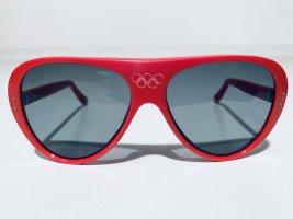 """Vintage Pilotenbrille Sonnenbrille """"IFS Sport"""" Italia Olympische Spiele"""