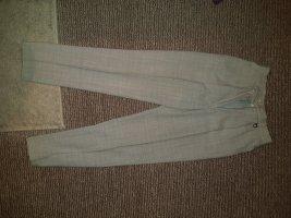 Cecilia Classics Spodnie z zakładkami beżowy