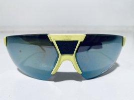 Rudy Project Gafas panto negro-amarillo neón acetato
